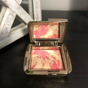NEW DIFFUSED HEAT HOUGLASS AMBIENT LIGHT BLUSH